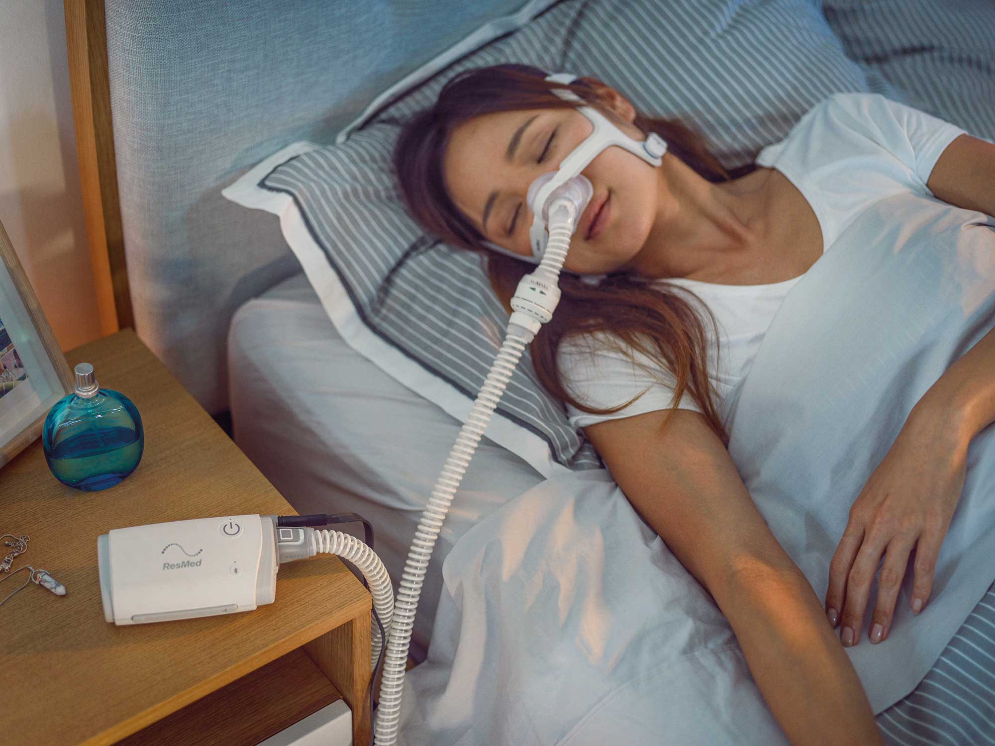 Your Guide to the ResMed AirMini Auto CPAP - Liberty Medical