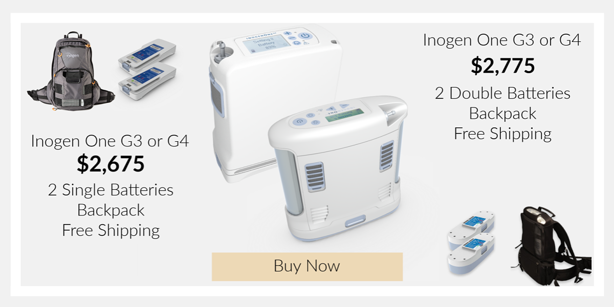 Portable Home Oxygen Concentrators for Sale and Rent in